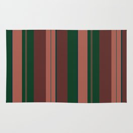 Jungle stripes Rug