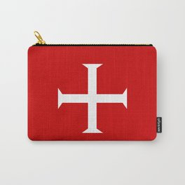 hospitaller knights cross Carry-All Pouch