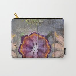 Stickball Au Naturel Flower  ID:16165-150329-07211 Carry-All Pouch