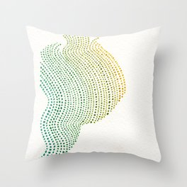 98/100 Throw Pillow