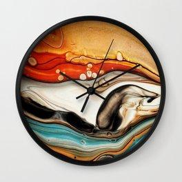 """""""Canadian Beaver"""" Wall Clock"""