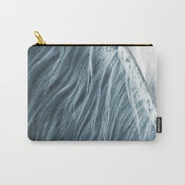 Horse mane photography, fine art print n°1, wild nature, still life, landscape, freedom Carry-All Pouch