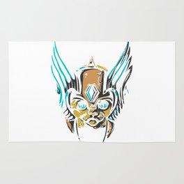 Valkyrie Cat Rug