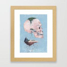 I Scream Float Framed Art Print