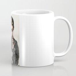 Cara Delevingne x Terry Richardson Coffee Mug