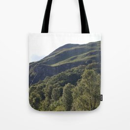 The Trossachs Tote Bag
