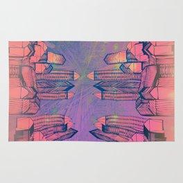 Cosmic Mirror Rug