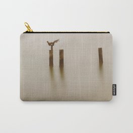 A Sculpture Carry-All Pouch