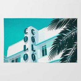 Colony Hotel Miami Beach Rug
