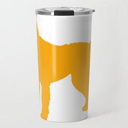 Goldendoodle Doodle Travel Mug