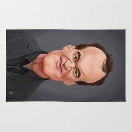 Celebrity Sunday ~ Quentin Tarantino Rug