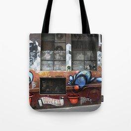 Hosier Lane 2 Tote Bag