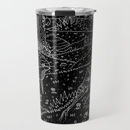 Nocturnal Animals of the Forest Travel Mug