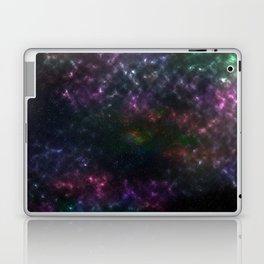 Violet Stars Laptop & iPad Skin