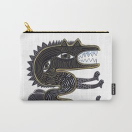 decorative surreal dragon Carry-All Pouch