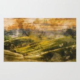 Hills of Tuscany Rug