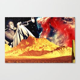 From Another Time Canvas Print