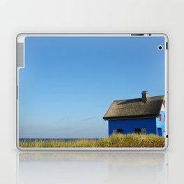 Blue House Laptop & iPad Skin