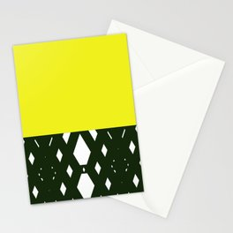 yellllllow Stationery Cards