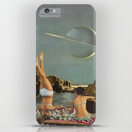 Serenade to Saturn iPhone Case
