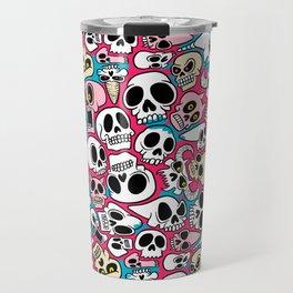 Skullz Travel Mug