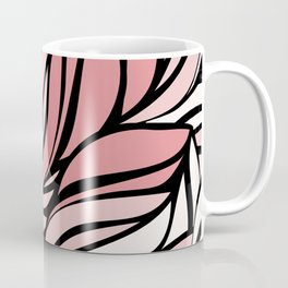 Coral seawing Coffee Mug