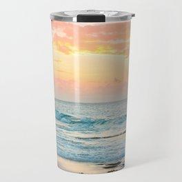 Honolulu Snrse Travel Mug