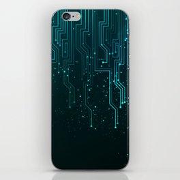 Aqua Tech iPhone Skin