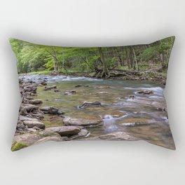 Camp Creek State Park, Princeton, West Virginia Rectangular Pillow