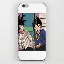 Friday Night Comedy meets Dragon Ball iPhone Skin