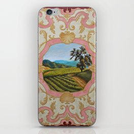 French Panel iPhone Skin