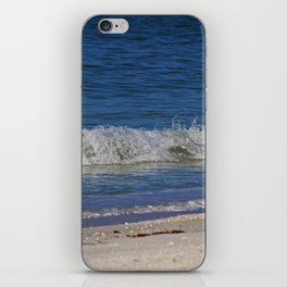 A Wave is But a Whisper iPhone Skin