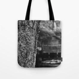 Lakehouse Tote Bag