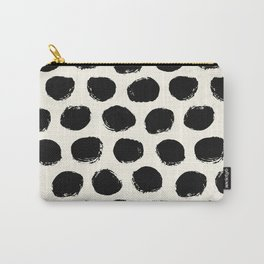 Urban Polka Dots Carry-All Pouch