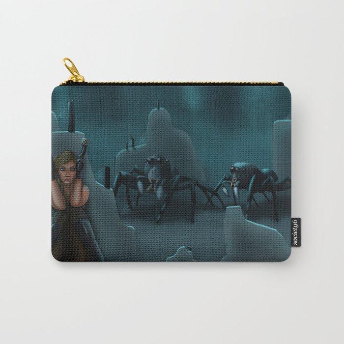Arachnophobia Carry-All Pouch