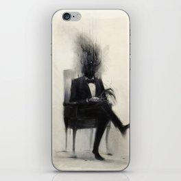 Portrait of a Dead Man iPhone Skin