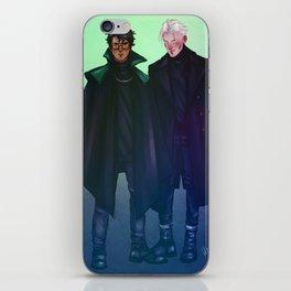 Dark Drarry iPhone Skin