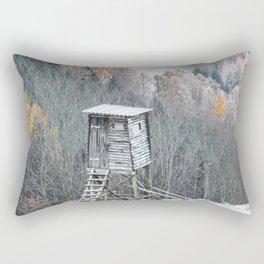 Tree Stand Rectangular Pillow