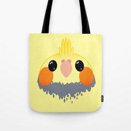Cockatiel Birb Baby – v02 Tote Bag