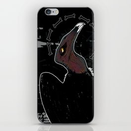Carrion King iPhone Skin