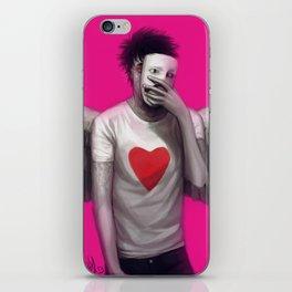 Zacharie iPhone Skin