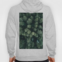Forest from above - Landscape Photography Hoody