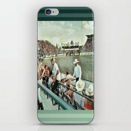 Rodeo Hitchin' iPhone Skin