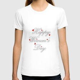 International womens day T-shirt