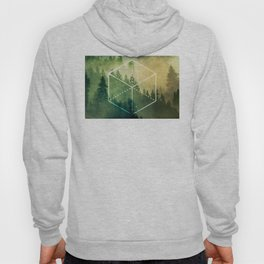 The Elements Geometric Nature Element of Earth Hoody