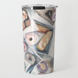 Please Donut Ever Stop Loving Me Travel Mug