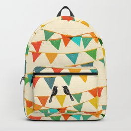 Carnival is coming to town Backpack