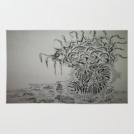 Ink Baby Doodle Rug