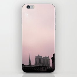 Notre Dame iPhone Skin