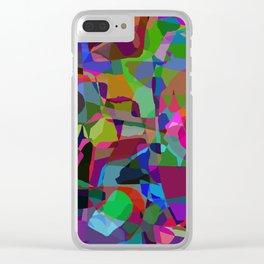 Matisse Multi Clear iPhone Case